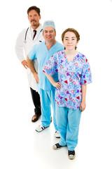 Medical Staff Full Body