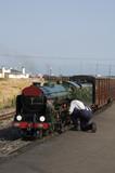 Steam train - 11739576