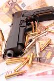 gun crime 20 poster