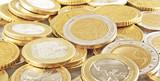 Euro Monete 5 poster
