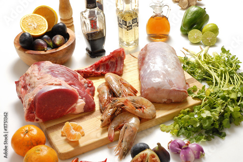 Ingredientes comida china de foodcolors imagen libre de for Ingredientes para comida