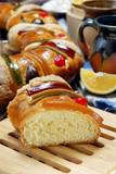 Rosca de Reyes. México