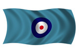 Royal Air Force Station Commanders Ensign
