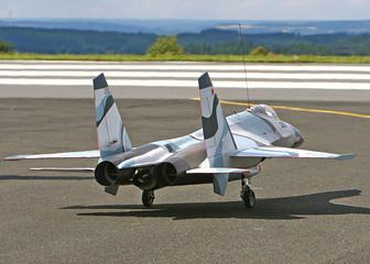 modellflugzeug mig