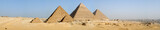 The Giza Pyramids Panorama