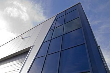Modern design building