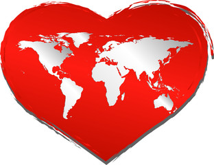 Love in the world
