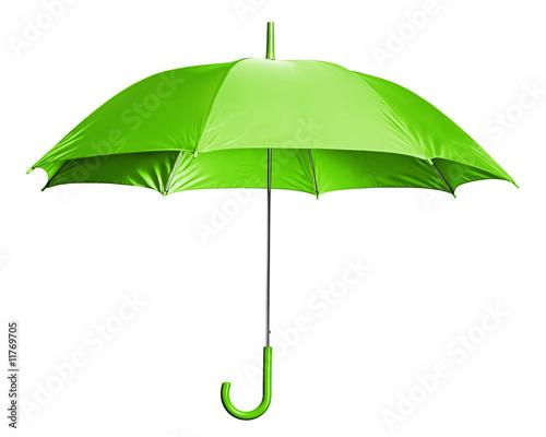 Bright Green Umbrella - 11769705
