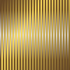 Silver and golden striped background (vector)
