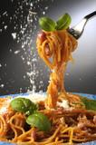 Spaghetti alla amatriciana - Primi piatti del Lazio - Rieti
