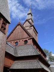 Zauberhafte Kirche