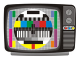 Fototapety televisore