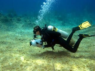 Underwater Vidiographer