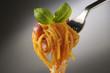 Spaghetti alla matriciana - Primi piatti del lazio - Rieti