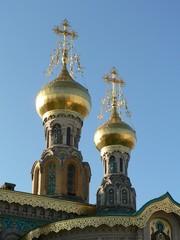 Darmstadt-Russische Kapelle Detail 04