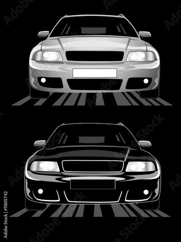 czarno-biale-samochody