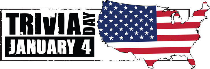 january 4 - trivia day