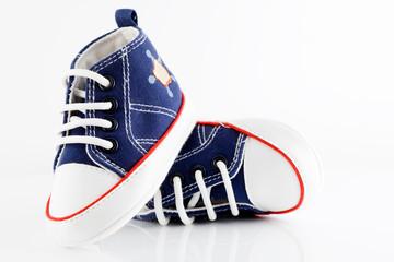Par de zapatos de bebé