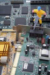 computer parts repair new