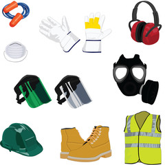 Industrial Safety Gear