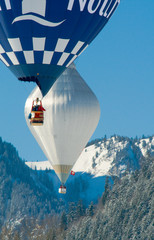 hot air balllons