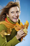 autumn vitality poster