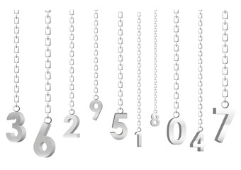 number and chain