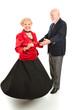 Dancing Seniors Spin