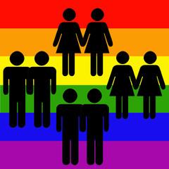 colectivo gays y lesbianas