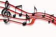 Musical Staff - 11844167