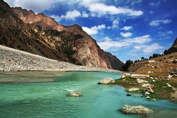 Pamirs mountain