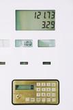 Gasoline Meter poster