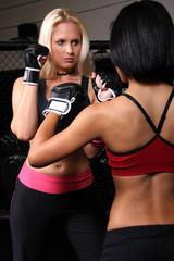 Women in MMA