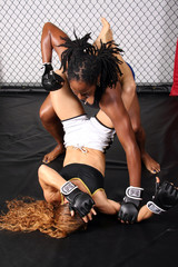 MMA Woman Fighters
