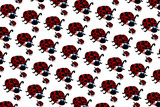 Ladybugs Pattern