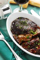Cappelle di porcini al forno - Contorni Trentino Alto Adige