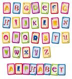 Alphabet carte