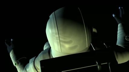 Le cosmonaute A1