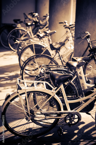 Lots of bicycles - 11866155