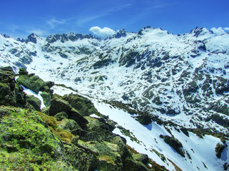 Peacks of Los Gredos