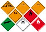 Gefahrenstoff Klasse 1–3 - 11869329