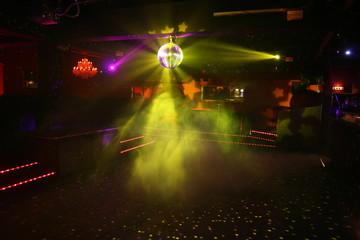 Disco Spiegelkugel Party