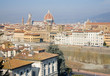 Fototapeta Widok - Firenze - Widok Miejski