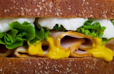 Chicken Sandwich Macro