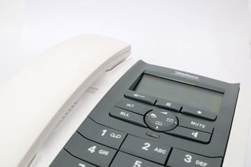 Teléfono elegante