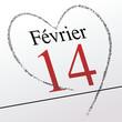 14 février