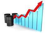 Augmentation du prix du pétrole poster