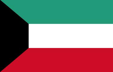 flag of kuwait original