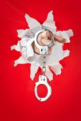 Hanging shackles