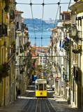 Elevador da Bica, Lisboa-